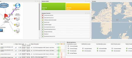 Op5 Monitoring Webseiten Check