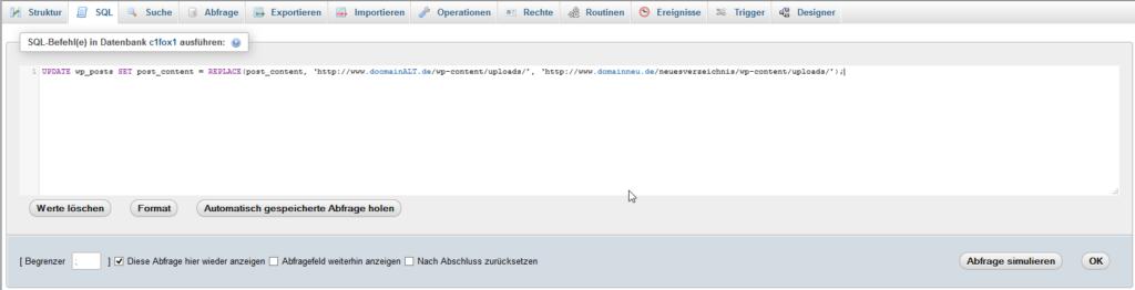 phpmyadmin_wordpress_mediadaten