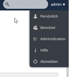 owncloud-benutzer-einstellungen