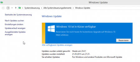 Windows 10 es kommt im Juli