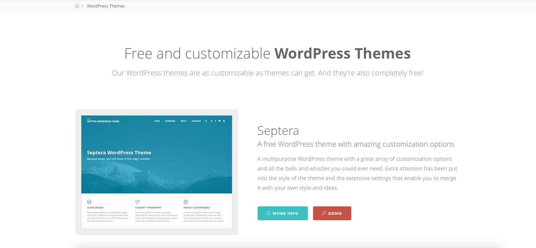 WordPress Designer Tipp
